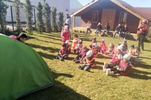 34 Orman Park'ta Doğada Konaklamalı Aile Kampı, Eğitim Kampı veya Kurumsal Etkinlik Kampı