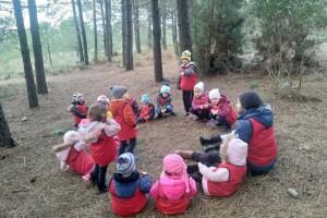 34 Orman Park'ta Çocuklara Özel Kahvaltı ve Öğle Yemeği Dahil Doğada Eğitici Oyun Atölyesi
