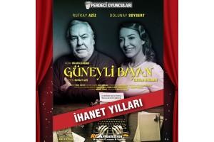 Rutkay Aziz ve Dolunay Soysert'in Sahnelediği 'Güneyli Bayan' Tiyatro Bileti