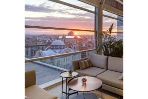 Taksim Cvk Hotel Ashiya Restorant'ta Enfes Dumanı Üstünde Fajita Menüleri