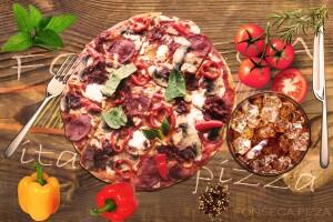 Fonseca Pizza Beşiktaş'ta Lezzet Dolu Yemek Menüsü