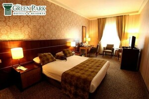 The Green Park Hotel Bostancı'da 2 Kişi Kahvaltı Dahil Konaklama