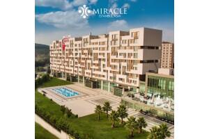 Miracle İstanbul Asia Hotel'de Çift Kişilik Konaklama Seçenekleri