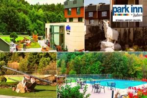 Park Inn By Radisson İstanbul Airport Odayeri Hotel'de Zengin Açık Büfe Kahvaltı Menüsü