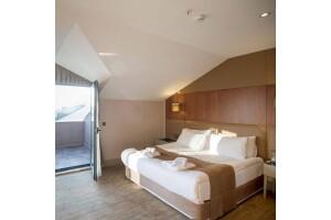 GK Regency Suites Harbiye Hotel'de Tek ve Çift Kişilik Konaklama Seçenekleri