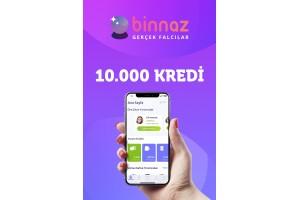 Binnaz 10.000 Kredi