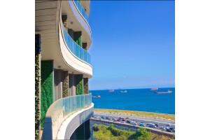 Ottoperla Hotel Zeytinburnu'nda Tek veya Çift Kişi Deniz Manzaralı Konaklama Seçenekleri