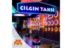 JoyPark İstanbul Şubelerinde Geçerli Oyun Kartları 49 TL'den Başlayan Fiyatlarla