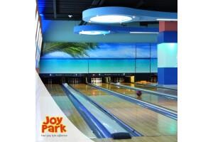 JoyPark İsfanbul AVM Bowling Oyun Biletleri