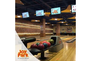 JoyPark Axis AVM Bowling Oyun Biletleri