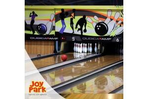 JoyPark Atlaspark AVM Bowling Oyun Biletleri