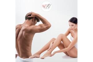 Bakırköy Figen Ata Beauty Center'da 6+2 Seans Tüm Vücut İstenmeyen Tüy Uygulaması