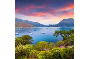Her Hafta Hareketli 4 Gece 5 Gün Yarım Pansiyon Antalya Kemer Olimpos Adrasan Salda Gölü Turu