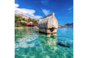 Her Cumartesi ve Pazar Hareketli 7 Gece 8 Gün Yarım Pansiyon Rüya Gibi Ege Akdeniz Turu