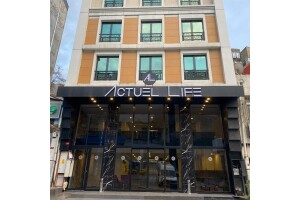 Actuel Life Hotel'de Tek veya Çift Kişilik Konaklama Seçenekleri