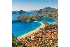 Ramazan Bayramına Özel 5 Gün 4 Gece Rebin Beach Otel Fethiye Konaklamalı Ege ve Akdeniz Turu