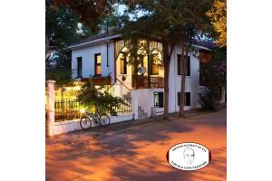 Büyükada Orhan Kutbay'ın Evi Tur Yolu Cafe Pansiyon'da Çift Kişilik Konaklama Seçenekleri