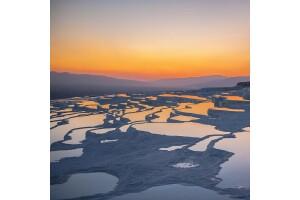 Her Cuma Hareketli 3 Günlük Yarım Pansiyon Konaklamalı Salda Gölü Pamukkale Çeşme Alaçatı Turu