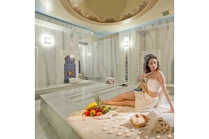 Holiday Inn Şişli Hotel Ni Thai Spa'dan Gelin Hamamı Paketi
