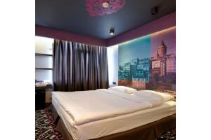 Hotel Tulip City'de 2 Kişi 1 Gece Kahvaltı Seçenekli Konaklama