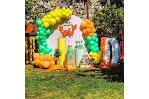 The Shaula'da Çeşitli Menüler Eşliğinde Organizasyon Paketi