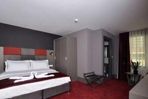 A 11 Hotel Kadıköy'de 2 Kişi 1 Gece Kahvaltı Dahil Konaklama