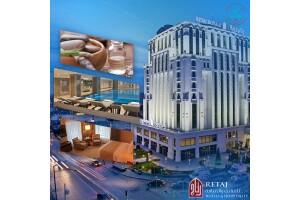 5 Yıldızlı Güneşli Retaj Royal İstanbul Hotel'de SPA Kullanımı Dahil Suit Odada 2 Kişilik Konaklama Seçenekleri