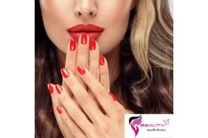 Beauty Güzellik Salonu'ndan Manikür, Kuru Manikür, Protez Tırnak, Kalıcı Oje Uygulamaları