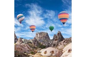 Her Cuma Hareketli 1 Gece 2 Gün Yarım Pansiyon Kapadokya Turu