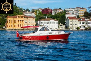 Eftalya Tekneleri İle İstanbul Boğazı'nda Yüzme Turu