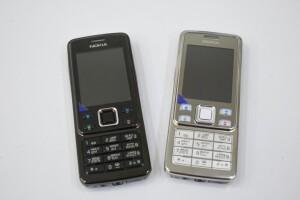 Nokia 6300 Özel Seri Cep Telefonu