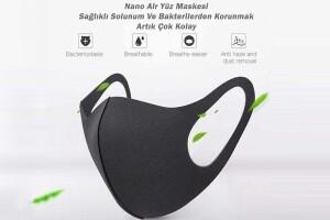 Nano Air Yüz Maskesi