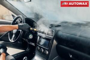 Balmumcu Autowax Antibakteriyel Detaylı İç Temizlik ve Virüse Karşı Ozonlu Dezenfeksiyon Paketi