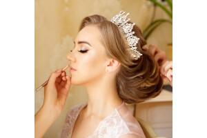 By Makeup Semiramis'te Gelin Makyajı veya Özel Gün Makyajı Uygulaması
