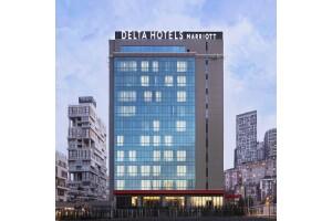 Delta By Marriott İstanbul Haliç Hotel'de SPA Dahil Çift Kişilik Konaklama Keyfi