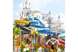 Kundu Park Aqua'da Havuz Girişi