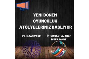 İnter Sahne'de 10 Saatlik Kamera Önü Ve Tiyatro Oyunculuk Eğitimi - Ajans Oyuncusu Olma ve Fotoğraf Çekimi Dahil