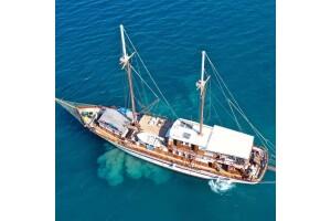 Günübirlik Ayvalık Tekneyle Koylarda Yüzme Turu ve Cunda Adası