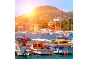Her Cuma Kalkışlı, Bayram Dahil 3 Günlük Ege İncileri Yüzme Turu; Çeşme, Alaçatı, Ilıca, İzmir, Foça Tekne Turu