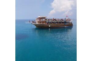 Her Cumartesi & Pazar Öğle Yemeği Dahil Günübirlik Cunda Adası Yüzme Molalı Ayvalık Tekne Turu