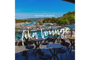 İstinye Fika Lounge'ta Denize Nazır Serpme Kahvaltı Menüsü