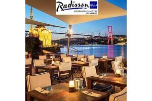 Radisson Blu Bosphorus Hotel'den Çay Saati Menüsü