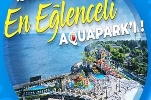 Tuzla Marina Aquapark Giriş Bileti 89 TL'den Başlayan Fiyatlarla!