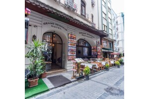 Grand Seigneur Hotel Old City'de Huzur Dolu Tek veya Çift Kişilik Konaklama Seçenekleri