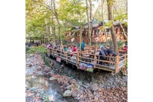 Her Cumartesi & Pazar Kesin Kalkışlı Serpme Kahvaltı Dahil Günübirlik Maşukiye Cam Teras Ormanya Hobbit Evleri Doğa Turu