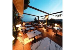 Symbola Bosphorus'da Mest Eden Deniz Manzaralı Akşam Yemeği Menüsü