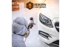 Reborn Car Wash'da Virüs ve Bakterilere Karşı Ozonlu Sterilizasyon ve İç Dış Yıkama Paketi