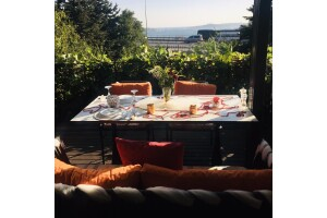 Symbola Bosphorus'da Deniz Esintili Chef Sepeti Öğle Yemeği Menüsü