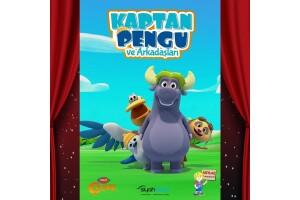 'Kaptan Pengu ve Arkadaşları Müzikali' Çocuk Tiyatro Oyunu Bileti