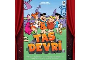 'Taş Devri' Çocuk Tiyatro Bileti